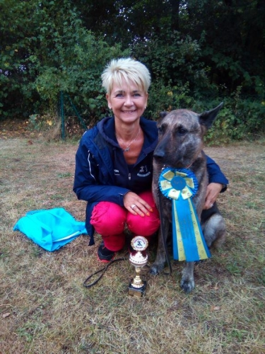 Rally Obedience LM 2016